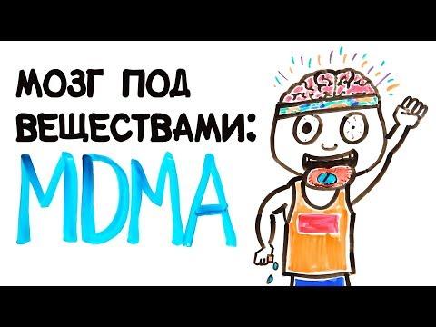 Мозг под веществами: MDMA [AsapSCIENCE]