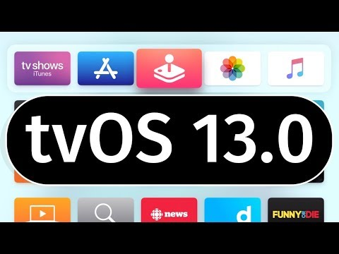 How To Update To TvOS 13.0 - Apple TV | Download & Install