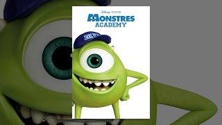 Monstres Academy (VF)