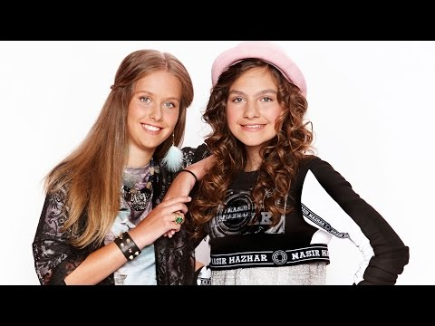 Karaoke Dromen - Anne & Anique | Junior Songfestiv