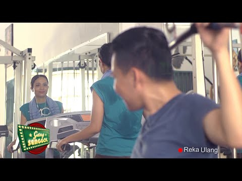 Di Belakang Istri, Aku Suka Goda Wanita Lain (Heny & John Wing) - Gang Senggol Show