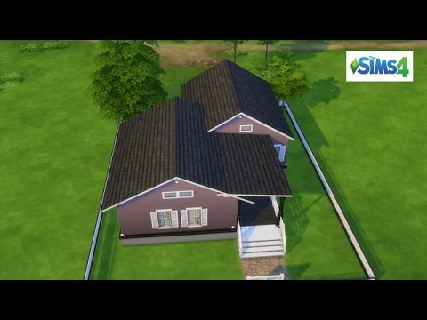 Les sims 4 d co co 1 petite maison familiale youtube for Decoration maison sims 4