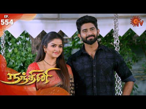 Nandhini - நந்தினி   Episode 554   Sun TV Serial   Super Hit Tamil Serial