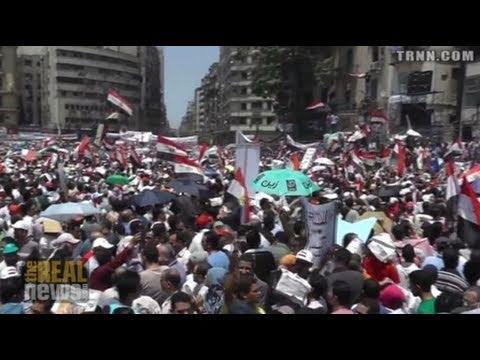 Thousands of Egyptians Demand Economic Justice