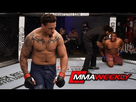 Greg Hardy Addresses Detractors of His Controversial Past (Dana White's Tuesday Night Contenders)