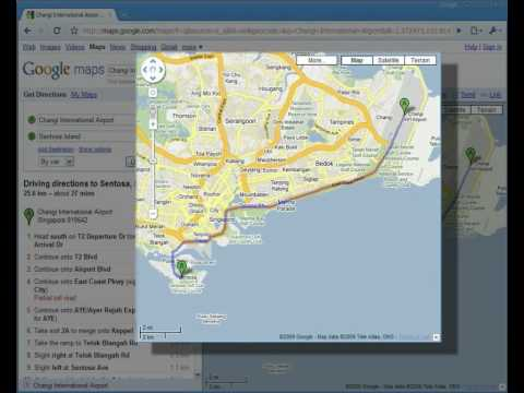 introduction-to-google-maps-singapore-with-traffic-&-transit