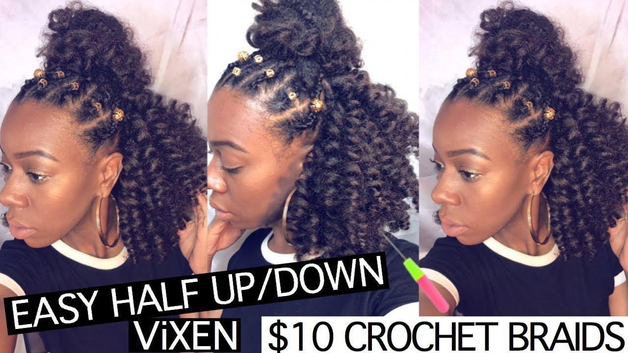 Vixen Crochet Braids Ft New 10 Freetress Fluffy