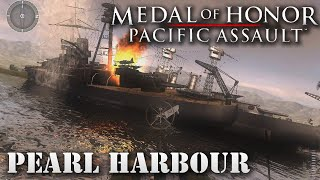 "Medal of Honor: Pacific Assault. Part 2 ""Pearl harbour"""