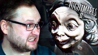 СУМАСШЕДШАЯ ШКОЛА ► Little Nightmares 2 #2