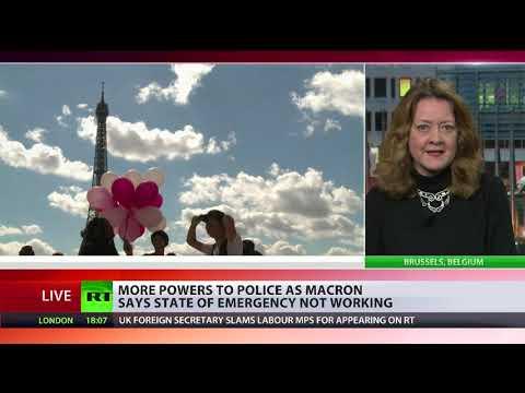 Annie Machon talks to RT Int 18102017