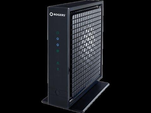 Rogers Advanced D3-Gateway Modem Unboxing Review