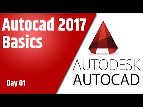 Autocad 2017 Day-01