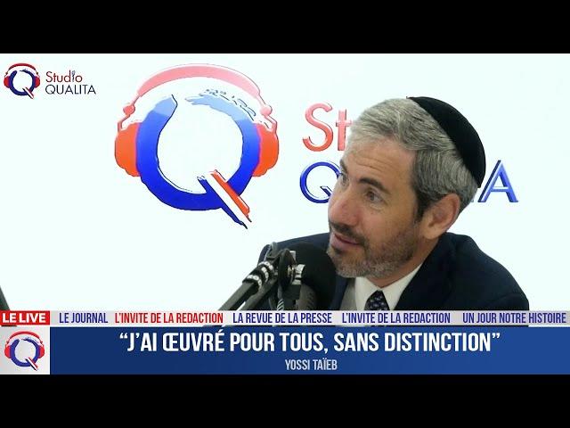 """""""J'ai œuvré pour tous, sans distinction"""" - L'invité du 16 juin 2021"""
