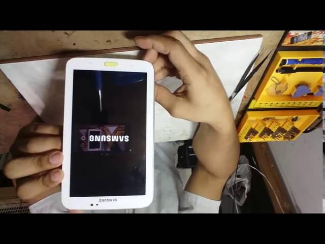 Como resetear una tablet Samsung tab 3 sm-t2105
