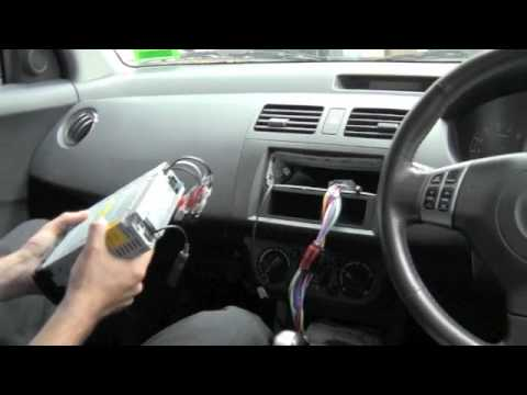 Steering wheel Control Harness Part 2 ( The Install) - YouTube