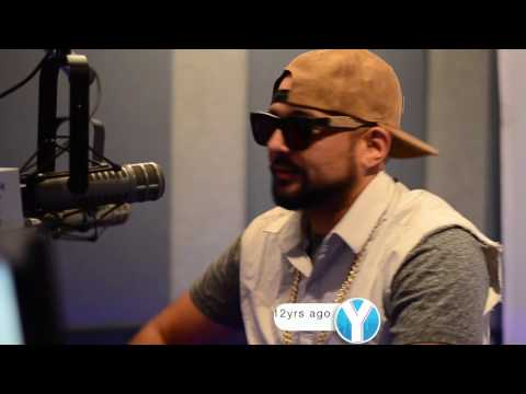 Sean Paul Translates His Biggest Hits with Frankie P    Y100