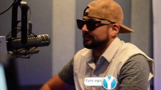Sean Paul Translates His Biggest Hits with Frankie P || Y100