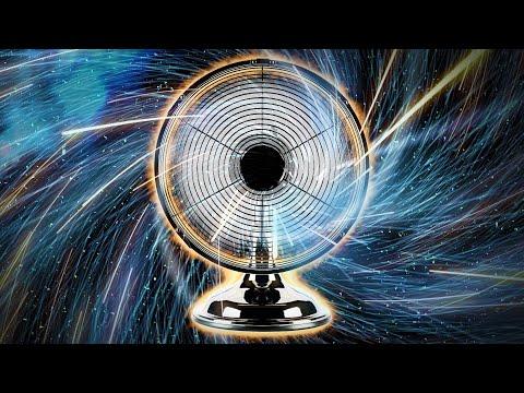 Space Fan White Noise | Sleep, Study, Focus | 10 Hours