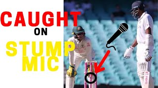 Caught on Stump Mic | The Conversations of Cricket
