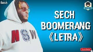 Sech – Boomerang [Letra]