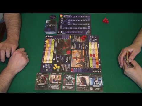 Master Of Orion - играем в настольную игру.