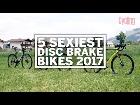 Five Sexiest Disc Brake Bikes for 2017