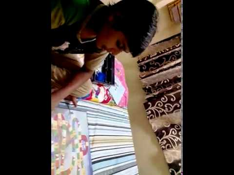 Dev joshi in his house superstar dev joshi house playing baalveer