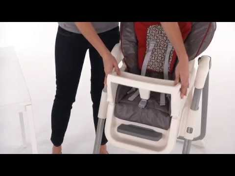 Graco TableFit Highchair - How To Assemble