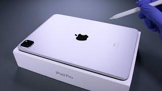 iPad Pro 2020 Unboxing - ASMR