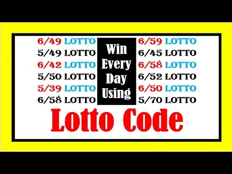 How To Win Lotto Using key 66 and Key 56 - YouTube