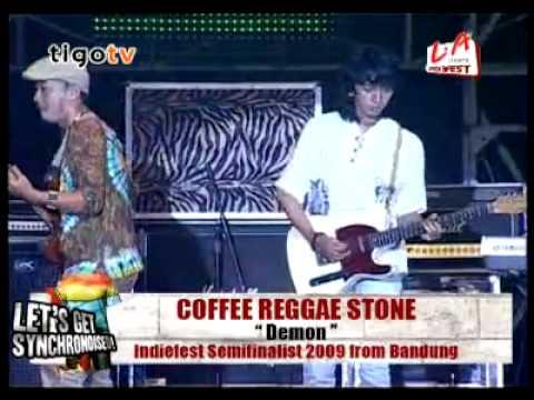 COFFEE REGGAE STONE- Demon