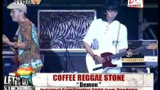 COFFEE REGGAE STONE- Demon