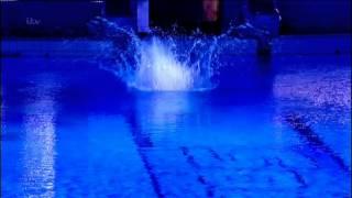 Una Foden (The Saturdays) - Splash! - 25th January 2014