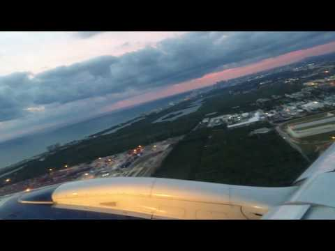 jetBlue Airways Flight 1675 Fort Lauderdale to Kingston, Jamaica