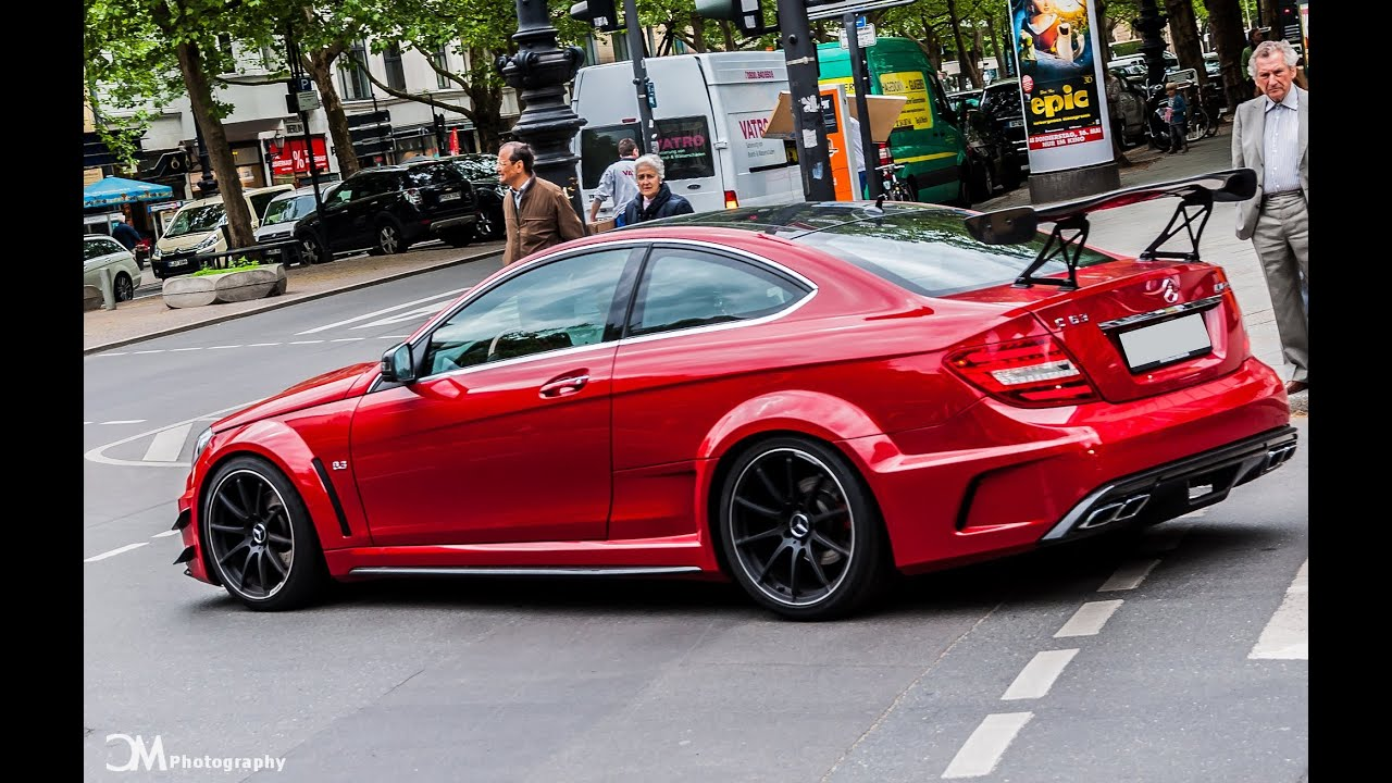 Best mercedes benz c63 amg exhaust sounds in the world for The best mercedes benz