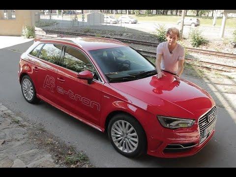 Audi A3 Sportback e-tron - review Autovisie TV