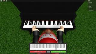 ROBLOX | Piano Keyboard v1.1 | Roblox Piano Gravity Falls [E-A-S-Y]