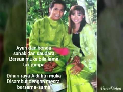 Bersyukur Dihari Raya - Achik Spin & Siti Nordiana