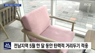'거리두기 완화' 소상…