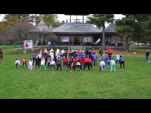 Thrill the World Indianapolis event ID 10152