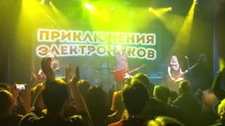 03.01.2017 Приключения Электроников-Трава у дома