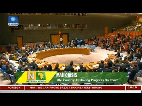 UN Says Mali Is Making Progress On Peace | Network Africa |