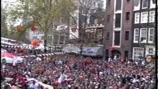 Party Animals Leidseplein Queensday 1996