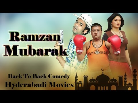 Ramzan Special || EID MUBARAK || Hyderabadi Movies Back To Back Comedy Scenes
