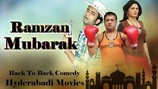 Ramzan Special || EID MUBARAK || Hyderabadi Movies Back To Back Comedy Scenes