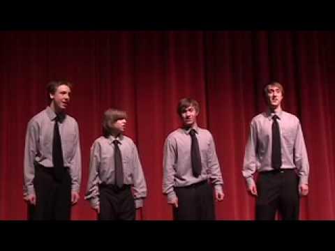Ride The Chariot  Kentridge HS Male Quartet