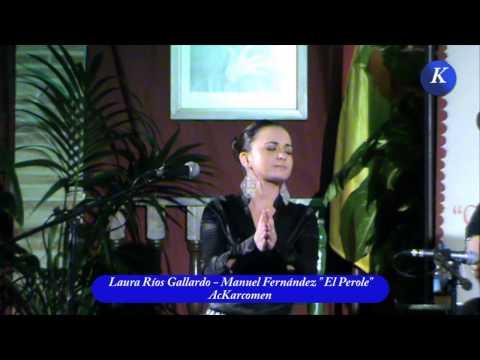 Flamenco: Laura Rios Gallardo segundo premio del XXVI Concurso Nacional de Cante Ciudad Carmona