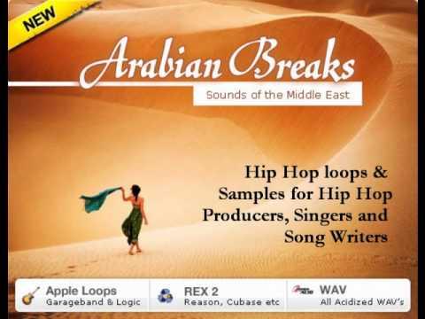 Arabic Loops - Hip Hop Samples