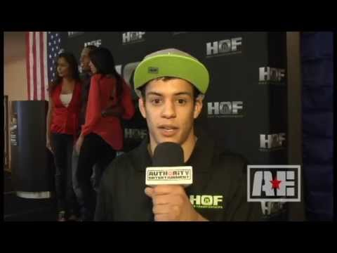 HOF Press Conference - Abdiel Velazquez Interview