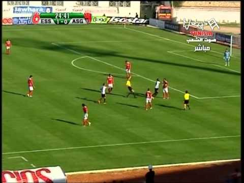 ESS VS AS GABES  02 11 2014 First Half By Jobless